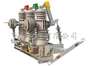 ZW43A-12series outdoor high voltage vacuum circuit breaker