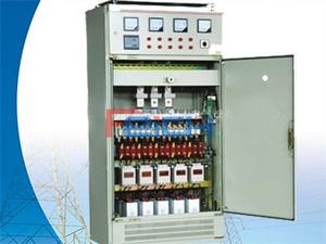 GGD type special capacitor bank