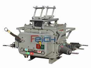 ZW20-12F series outdoor high voltage vacuum circuit breaker