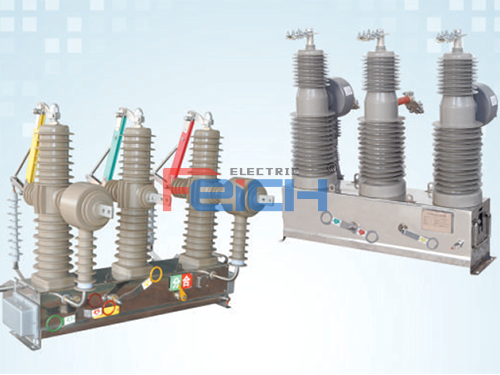 ZW32-24 series outdoor high voltage vacuum circuit breaker